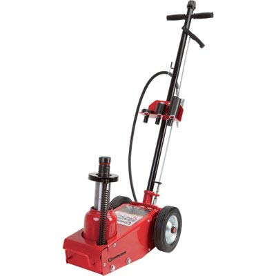 Strongway 35-Ton Quick Lift Air/Hydraulic...
