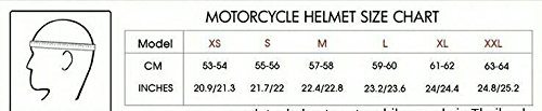 Pro Predator Motorcycle DOT Approved Helmet...