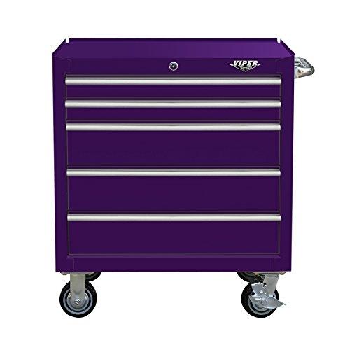 Viper Tool Storage V3005PUR 30' 5-Drawer...