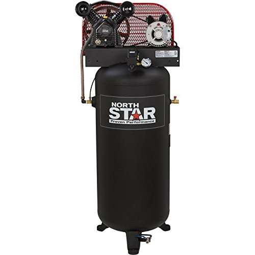 NorthStar Belt-Drive Electric Stationary Air...