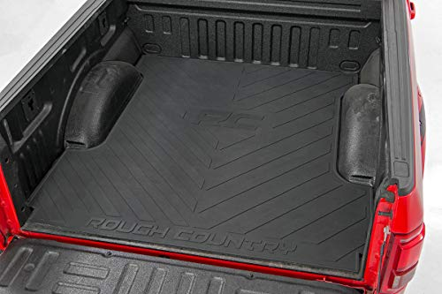 Rough Country Rubber Bed Mat (fits) 2015-2020...