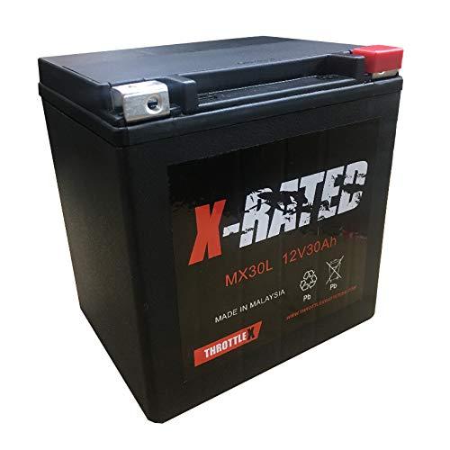 MX30L - MOTORCYCLE BATTERY - 600+ CCA
