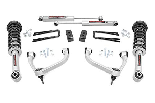 Rough Country 3' Lift Kit w/N3 Struts for...