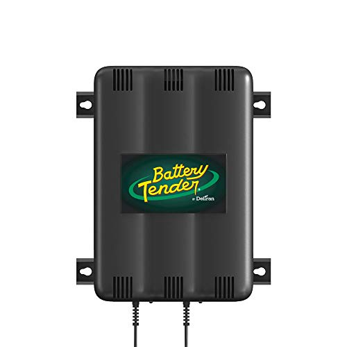 Battery Tender 2-Bank Charger: 12V Battery...