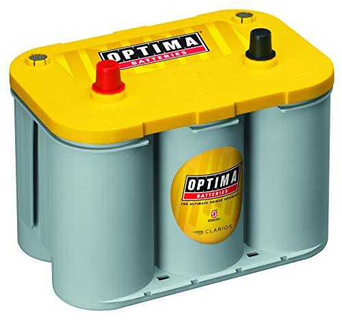 Optima Batteries 8012-021 D34 YellowTop Dual...