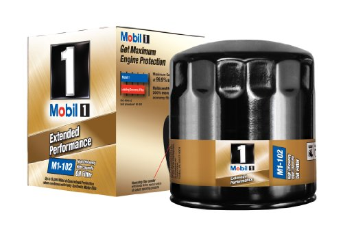 Mobil 1 M1-102 Extended Performance Oil...
