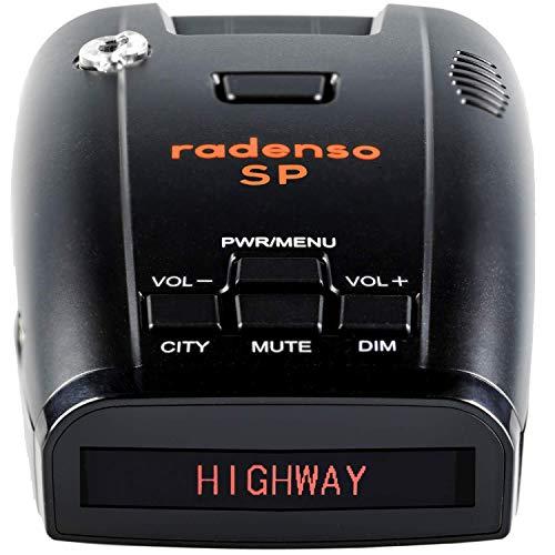 Radenso SP Radar Detector with False Alert...
