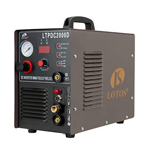 LOTOS LTPDC2000D Non-Touch Pilot Arc 50A...