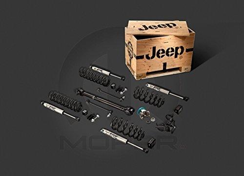Mopar 2012-2015 Jeep Wrangler Four Door Two...