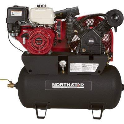 NorthStar Portable Gas Powered Air Compressor...