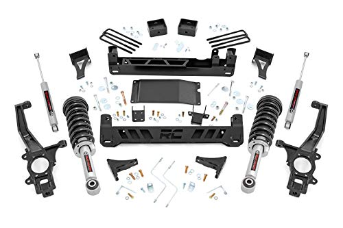 Rough Country 6' Lift Kit (fits) 2005-2020...