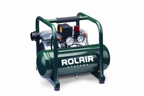 Rolair JC10 Plus 2.5 Gal Electric Air...
