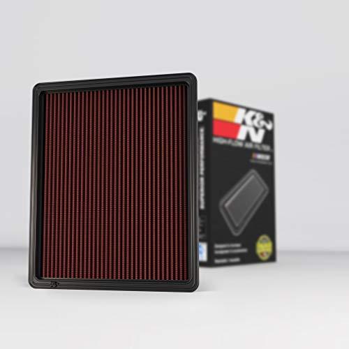 K&N Engine Air Filter: High Performance,...
