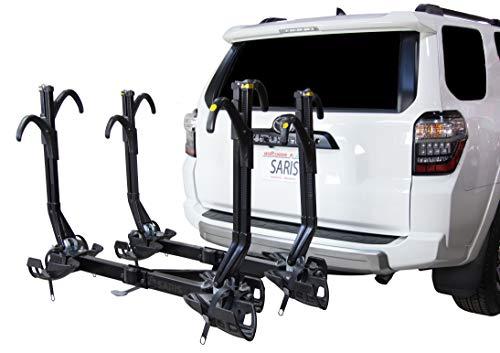 Saris Superclamp Ex 2 Bike Hitch Car Rack ,...