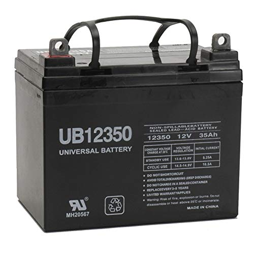 Universal Power Group Sealed AGM Battery 12...