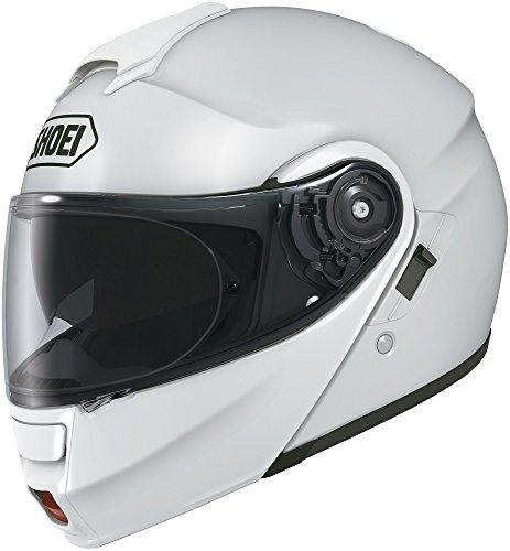 Shoei Neotec Gloss White Modular Helmet -...