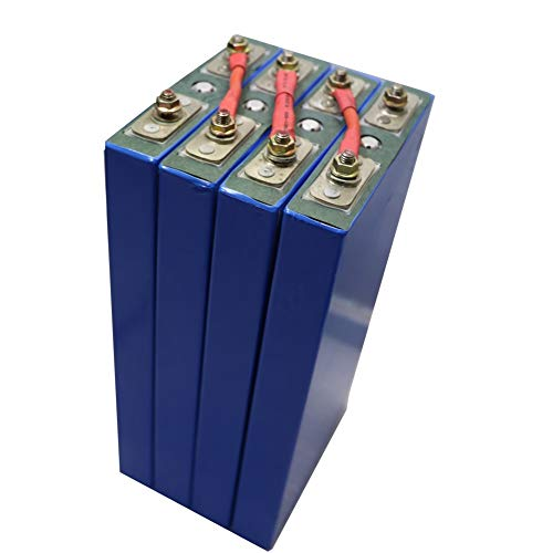 12V 100Ah lithium iron LiFePO4 Battery For...