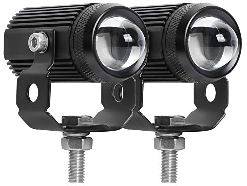 Exzeit Led Driving Light for Motorcycle, High...