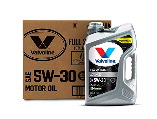 Valvoline Advanced Full Synthetic SAE 5W-30...