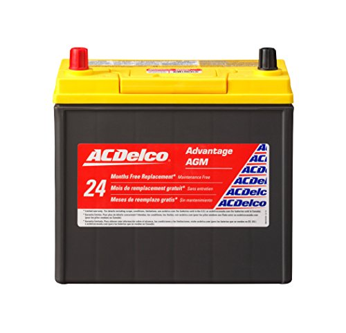 ACDelco Gold B24R 24 Month Warranty Hybrid...