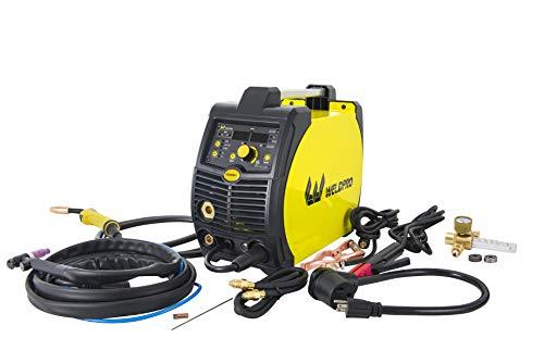 Weldpro 200 Amp Inverter Multi Process Welder...