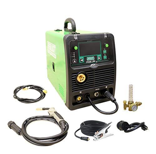2020 Everlast Power-i-MIG 200E MIG Welder...
