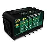 Battery Tender 5-Bank Charger: Selectable 6V...