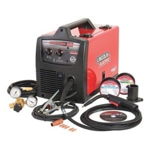LINCOLN ELECTRIC CO K2697-1 Easy MIG 140 Wire...