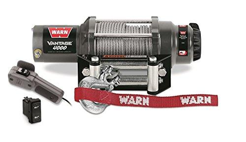 WARN 89040 Vantage 4000 Winch - 4000 lb....