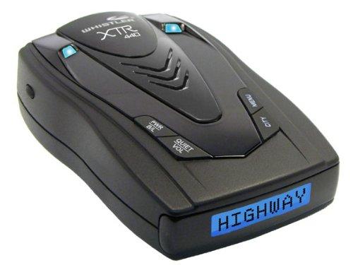 Whistler XTR-440 Laser/Radar Detector Battery...