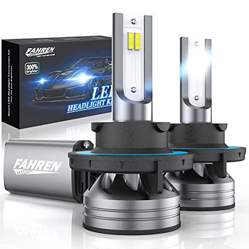 Fahren 9008/H13 LED Headlight Bulbs, 60W...