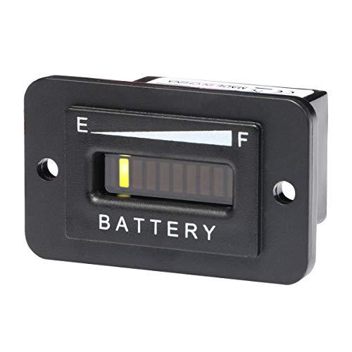 AIMILAR 36V Battery Indicator - 36 Volt LED...