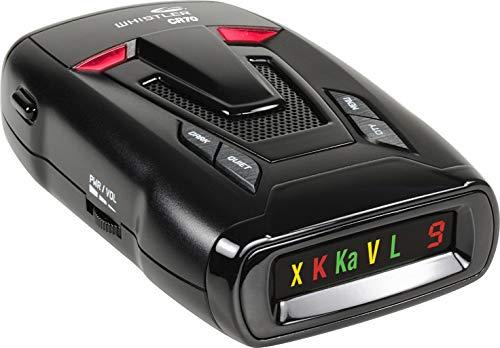 Whistler CR93 High Performance Laser Radar...