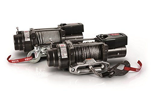 WARN 97740 16.5TI-S Electric 12V Heavyweight...