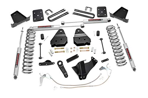Rough Country 4.5' Lift Kit (fits) 2008-2010...