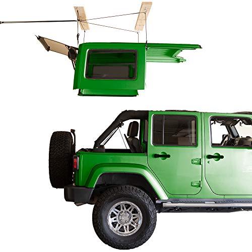 HARKEN - Hardtop Overhead Garage Storage...