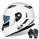 Motorcycle Bluetooth Helmets,FreedConn Flip...