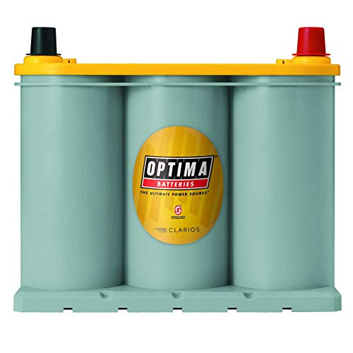 Optima Batteries 8040-218 D35 YellowTop Dual...