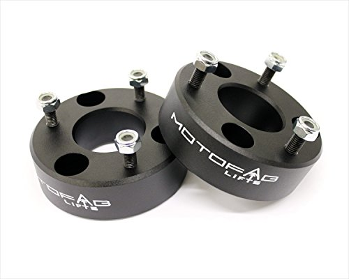 MotoFab Lifts DR-2.5-2.5 in Front Leveling...