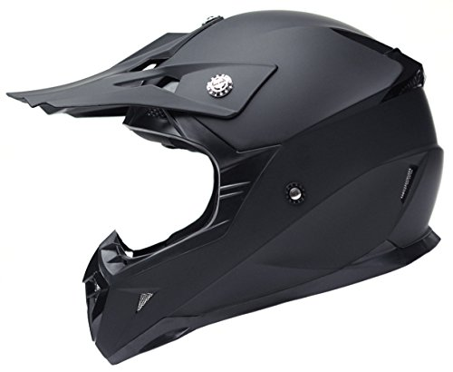 Motorcycle Motocross ATV Helmet DOT Approved...