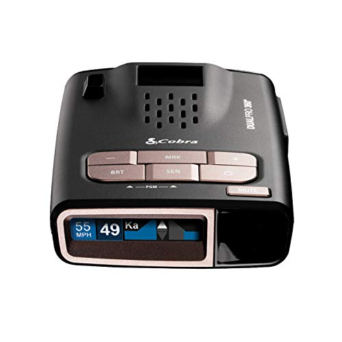 Cobra DualPro 360° Radar Detector by...