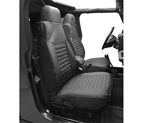 Bestop 2922835 Black Diamond Seat Covers for...