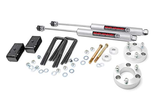 Rough Country 3' Lift Kit (fits) 2005-2020...