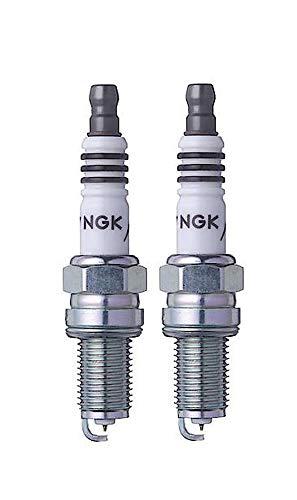 NGK 6046 DCPR7EIX Spark Plug (Pack of 2)