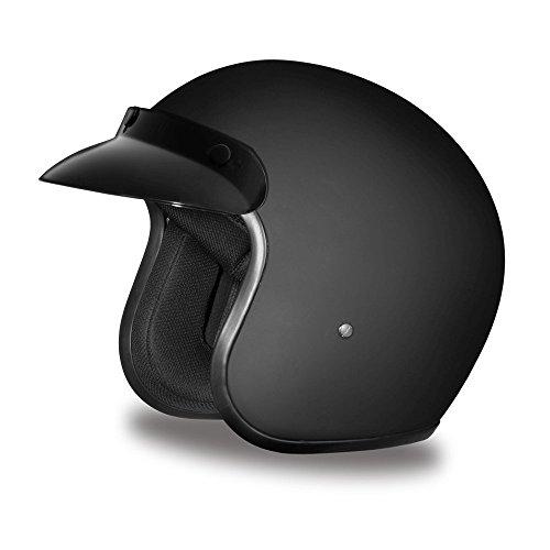 Daytona Helmets Motorcycle Open Face Helmet...