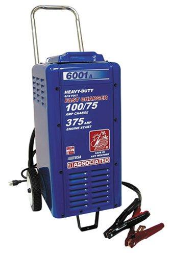 Associated Equipment 6001A 6/12V 100/75 Amp...