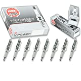 8 pcs NGK V-Power Spark Plugs for 1999-2014...
