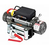 9000 lb. Electric Winch with Automatic Brake,...