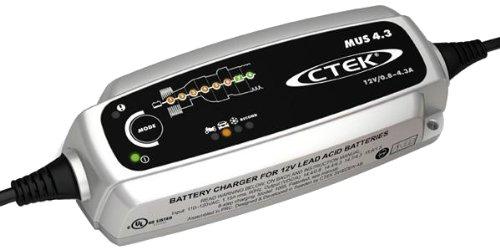 CTEK (56-864) MUS4.3 12 Volt Fully Automatic...