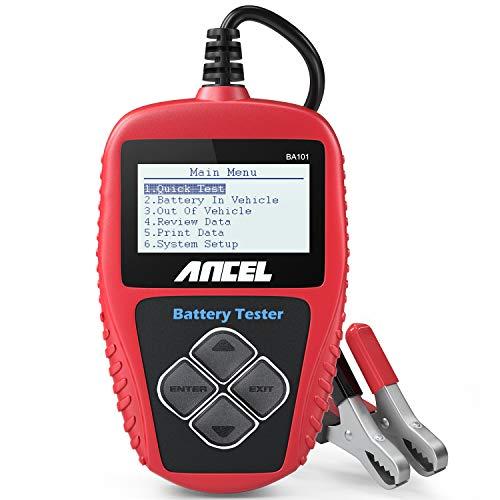 ANCEL BA101 Professional 12V 100-2000 CCA...